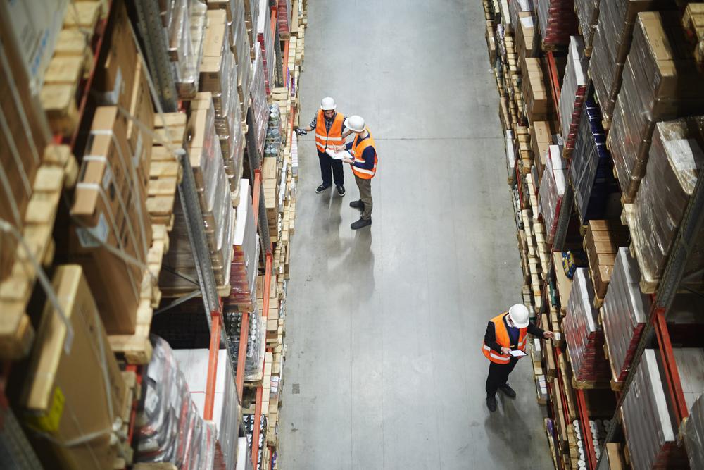 logística no mercado de trabalho