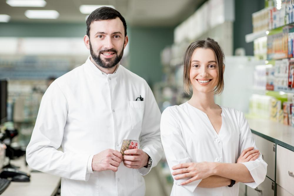 Profissionais da área da saúde