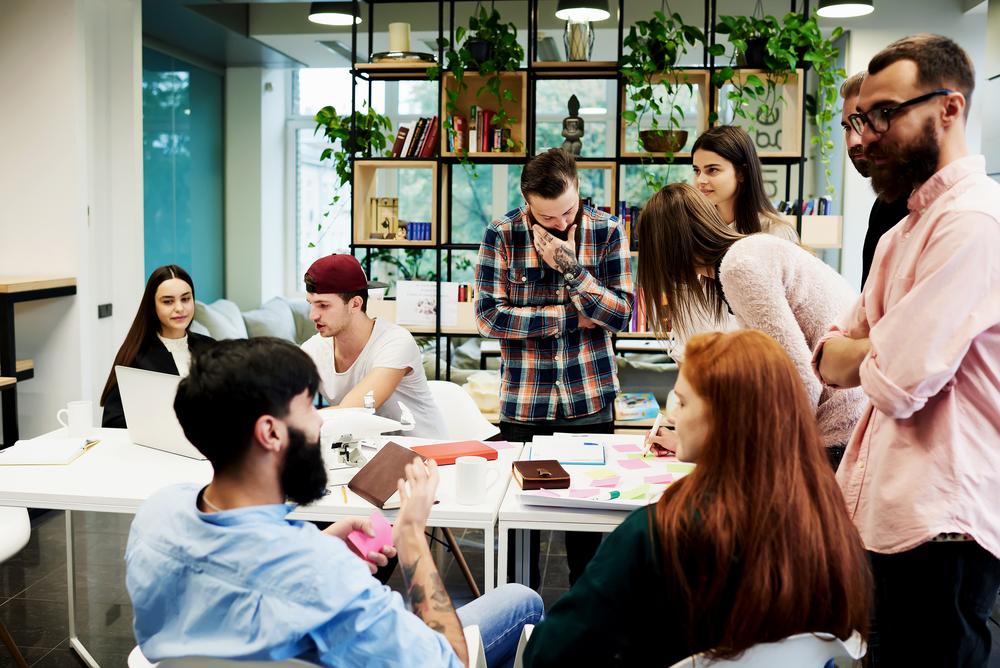 Estudantes em empresas Jr.: uma ótima oportunidade para crescer profissionalmente